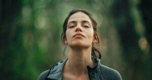 Soothing breaths: Diaphragmatic breathing